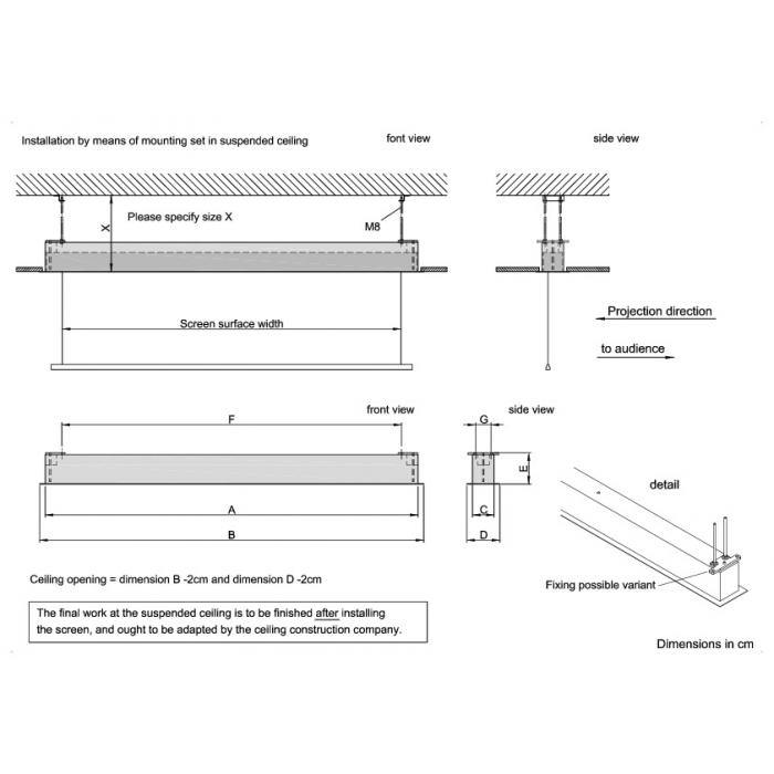 Suspended Ceiling Dimensions Www Gradschoolfairs Com